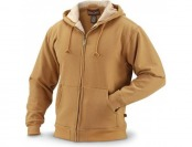 78% off Sherpa-lined Full-zip Sweatshirt