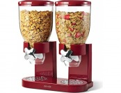 60% off Zevro Indispensable Dry Food Dispenser, Dual Control