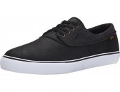 78% off Lakai Men's Camby Skate Shoe, Black Oiled Suede