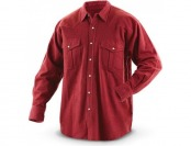 66% off Moose Creek Men's Western Chamois Shirt, Long-Sleeve