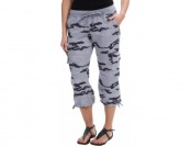 66% off Allen Camo Cargo Capris For Women