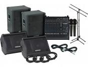 $1,599 off Kustom PA Kpc15 Phonic 1860 PA/Monitor Package