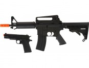 71% off DPMS Panther Arms Kitty Kat Airsoft Pistol And Rifle Kit