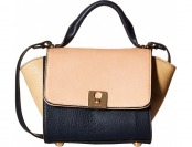 49% off Jessica Simpson Gina Flap Crossbody (Peach) Handbags