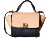 49% off Jessica Simpson Gina Flap Crossbody (Peach) Handbags