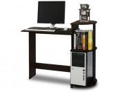 50% off Furinno 11181EX Compact Computer Desk (Espresso/Black)