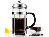 79% off X-Chef French Press Glass Coffee Press Tea Maker