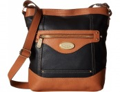 70% off b.o.c. Doral Crossbody (Black) Handbags