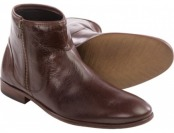 74% off H by Hudson Songsmith Leather Ankle Boots For Men