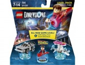 60% off LEGO Dimensions Back to the Future Level Pack