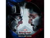 25% off Soundtrack: Captain America: Civil War (Audio CD)