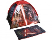 67% off Exxel Star Wars Ten & SLeeping Bag Discovery Kit