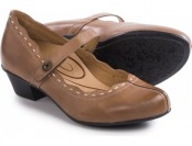 70% off Aetrex Stephanie Mary Jane Shoes Leather For Women