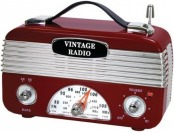 31% off Northpoint 190503 AM/FM Vintage Radio
