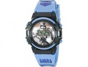 53% off Star Wars Kids' SWM3010 Digital Blue Watch