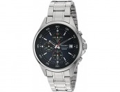 71% off Seiko SKS475 Men's Quartz Stainless Steel Dress Watch