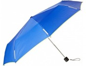 64% off Totes Trx Manual Lightweight Trekker Umbrella, Blue