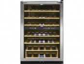 $100 off Frigidaire 38-bottle Wine Cooler - Stainless Steel