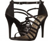 67% off Michael Antonio Eve-Sat Black Women's Sandals