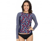60% off Sperry Top-Sider Cherry On Top Women's Rashguard