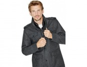 60% off Guess Jake Military Peacoat