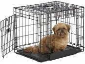 70% off MidWest Homes Ovation Double Door Dog Crate