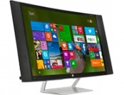 $140 off HP Pavilion 27c Curved Display