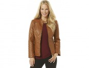 92% off Metaphor Women's Quilted Moto Jacket