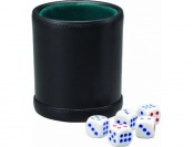 71% off Fat Cat Dice Cup and Dice