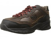 82% off Skechers for Work Soft Stride Constructor II Hiker Boot