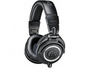 $150 off Audio-Technica ATH-M50X Pro Studio Headphones (Refurb)
