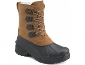75% off Totes Barren Men's Waterproof Winter Duck Boots