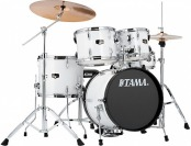 $400 off Tama Imperialstar 5-Piece Drum Set w/ Bass Drum & Cymbals