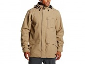 74% off Volcom Men's Mails Insulated Jacket, Khaki