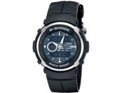 38% off Casio G-Shock Analog-Digital Black Street Rider Watch