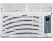 $50 off Haier 6,000 Btu Window Air Conditioner - White