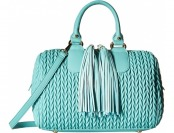 68% off Gabriella Rocha Mariana Satchel with Tassels