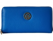 59% off Tommy Hilfiger Serif Signature Wallet Handbags