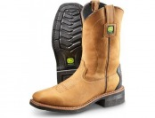 56% off John Deere Men's Steel Toe Pull-on Work Boots