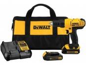 $50 off DEWALT 20-Volt Cordless Drill/Driver Kit DCD771C2