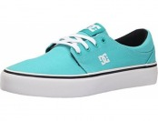 79% off DC Women's Trase Textile Lace Up Skate Shoe