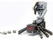 38% off Minecraft Spider Jockey Pack Action Figure