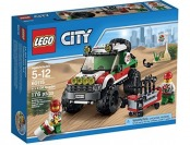 24% off LEGO CITY 4 x 4 Off Roader 60115