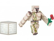 74% off Minecraft Iron Golem Action Figure