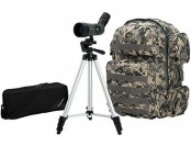 $51 off Celestron 52324 LandScout 10-30x50 Scope & Backpack Kit