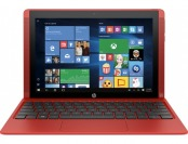 "$100 off Hp Pavilion X2 10.1"" Tablet 64GB With Keyboard, Sunset Red"