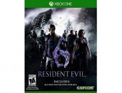 36% off Resident Evil 6 - Xbox One