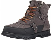 70% off Polo Ralph Lauren Men's Demond Boot, Dark Grey