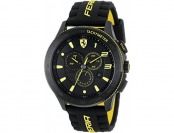 "50% off Ferrari Men's ""Scuderia XX"" Stainless Steel Watch"