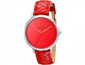 68% off Nixon Women's A1081744 Kensington Leather Watch